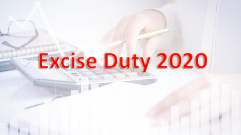 excise duty 2020