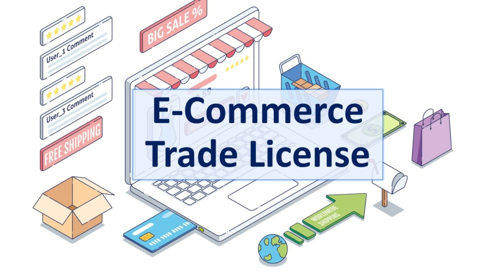 E-Commerce Trade License